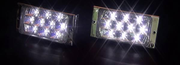 Светодиодные противотуманные фонари для ВАЗ 2110