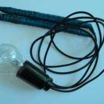 Используйте контрольную лампу для регулировки.