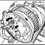 Двигатель системы кондиционирования