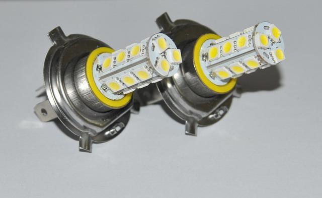 Лампочки на 12 V