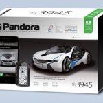 Модель Pandora DXL 3945