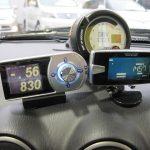 Выносные устройства для автмобиля