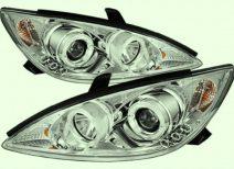 Как выбрать, поменять и отрегулировать оптику на Тойоте Камри?