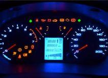 Характеристика щитка и приборной панели автомобиля Лада Гранта