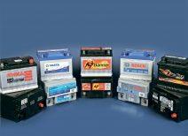 Несколько видов аккумуляторов