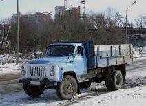 Электросистема самого надежного грузовика на постсоветском пространстве — ГАЗ-53