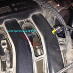 Выкрутите болт, который крепит контроллер фаз и замените его.