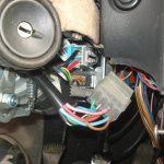 Подключение проводки устройства к бортовой сети