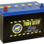 Модель Tyumen Battery 6СТ-95