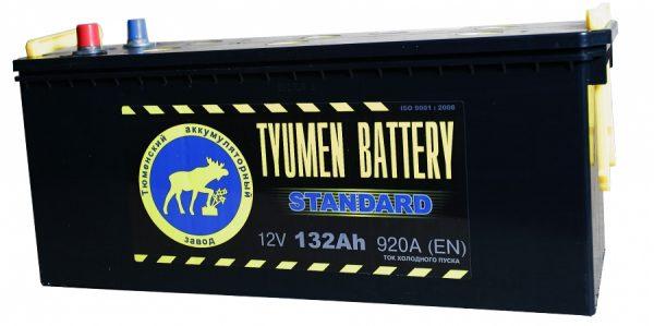 Батарея Тюмень на 132 Ah