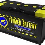 Модель Tyumen Battery 6СТ-100