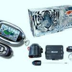 Модель Magicar 8