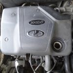 Защитная крышка двигателя