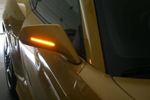 Светодиодный повторитель поворота на автомобиль