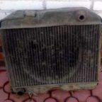 Забитый радиатор печки УАЗ