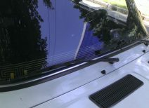 Ветровое стекло автомобиля