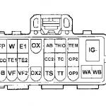 Более сложные разъемы, которые использовались на некоторых авто, выпущенных после 1990 года