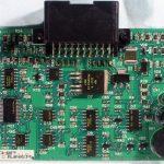 Микросхема управляющего модуля