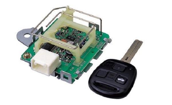 Ииммобилайзер с ключом управления