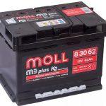 MOLL M3plus 62 А·ч