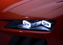 Прорыв в организации оптического обеспечения современного автомобиля — лазерные фары