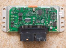 «Компьютер», управляющий всей системой автомобилей ВАЗ 2114-2115, — ЭБУ