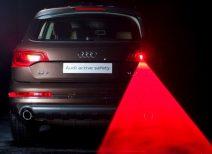 Лазерный стоп-сигнал в борьбе с аварийными ситуациями на дороге