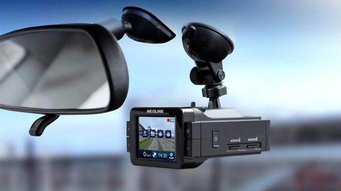 Что собой представляют видеорегистраторы Neoline X-COP 9000, 9500 и 9700 с функцией антирадара?